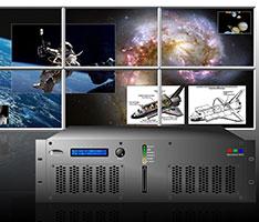 Процессоры для видеостен